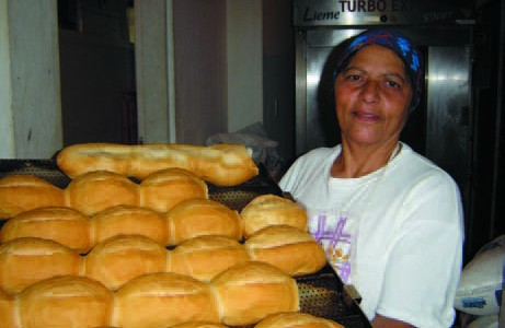 Baking Bread in the Land of Promise