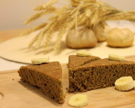 Vegan Banana Cake